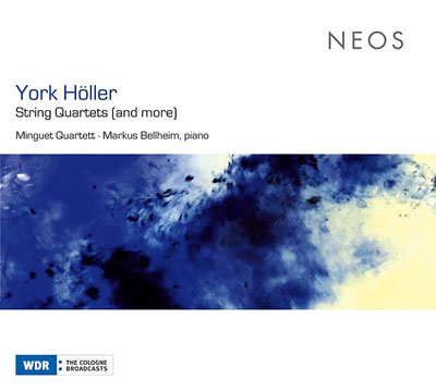 YORK HOLLER : String Quartets (and more)