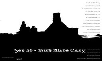 GEN 26 : Irish Made Easy